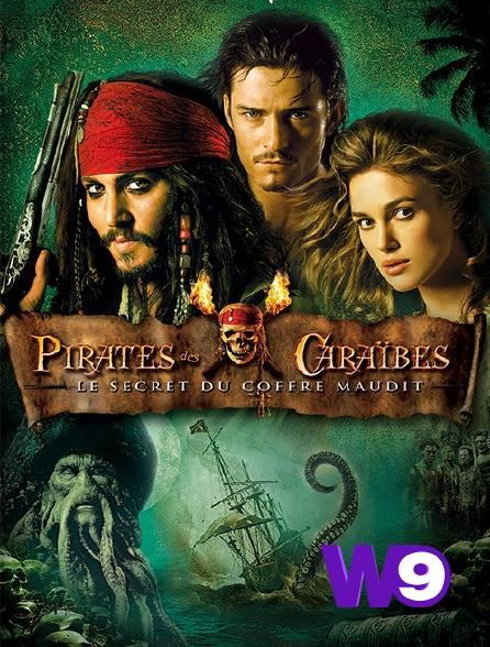 W9 - Pirates des Caraïbes : le secret du coffre maudit