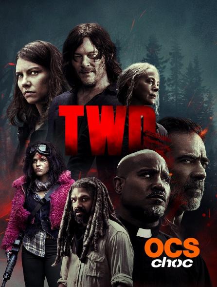 OCS Choc - The Walking Dead