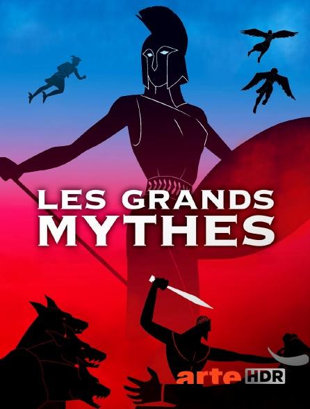 Arte HDR - Les grands mythes