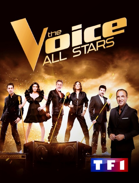 TF1 - The Voice All Stars