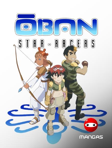 Mangas - Oban Star-Racers