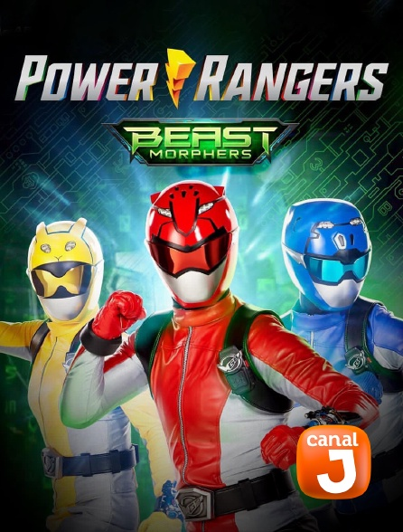 Canal J - Power Rangers Super Beast Morphers