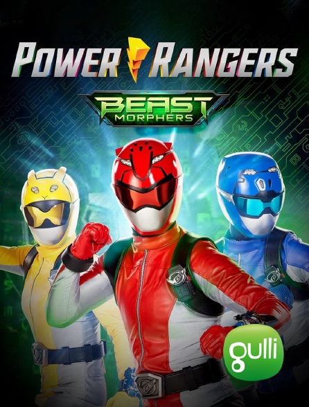 Gulli - Power Rangers Super Beast Morphers