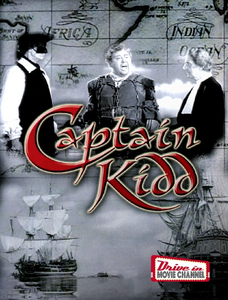 Drive-in Movie Channel - Capitaine Kidd