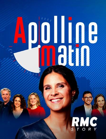 RMC Story - Apolline matin