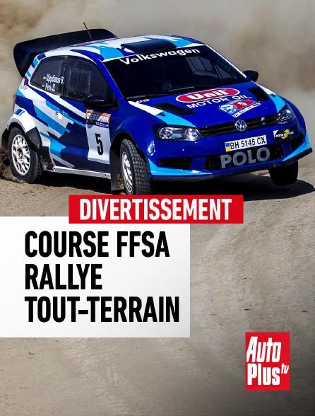 AutoPlus - Championnat de France de rallye tout-terrain