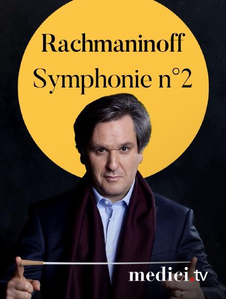 Medici - Rachmaninoff, Symphonie n°2 - Antonio Pappano, Sächsische Staatskapelle Dresden - Semperoper Dresden, Dresde