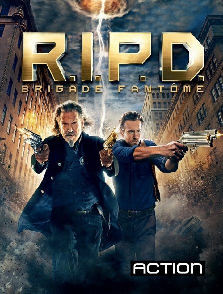 Action - R.I.P.D., brigade fantôme