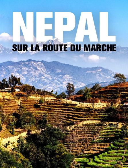 Népal : sur la route du marché