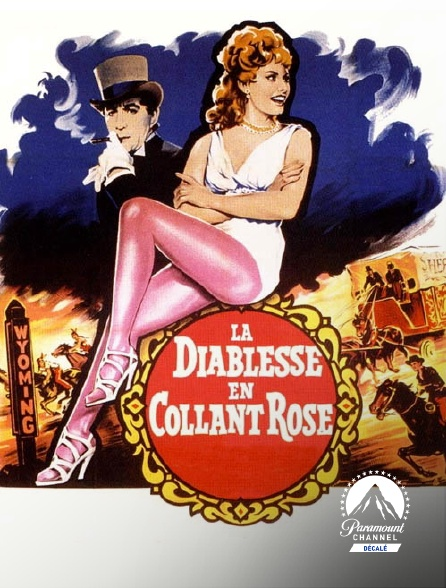 Paramount Channel Décalé - La diablesse en collants roses
