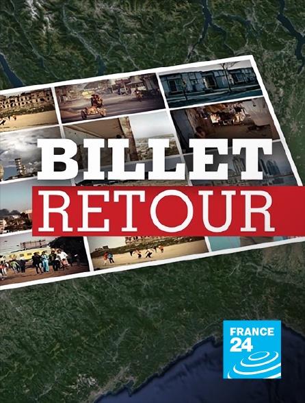 France 24 - Billet retour