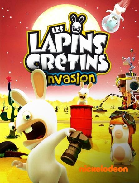 Nickelodeon - Les lapins crétins : invasion