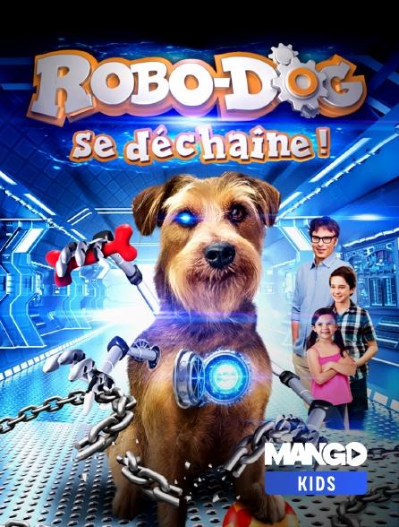 MANGO Kids - Robo-dog se dechaine
