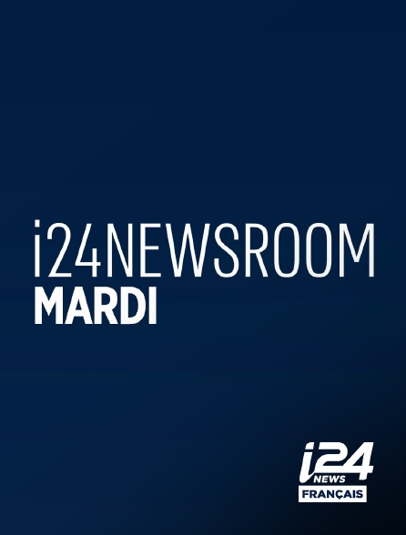 i24 News - i24news Room Mardi