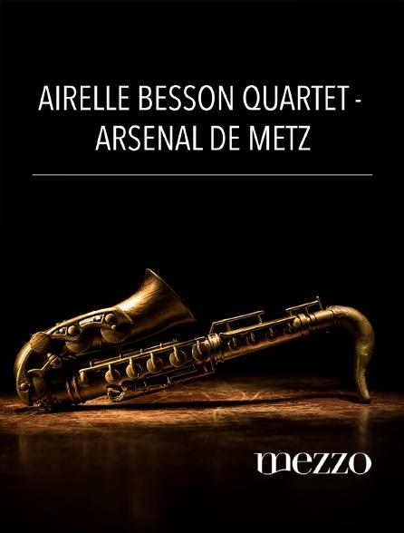 Mezzo - Airelle Besson Quartet - Arsenal de Metz