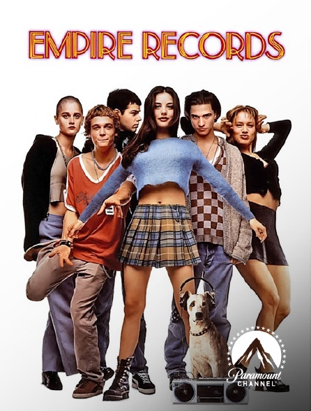 Paramount Channel - Empire Records