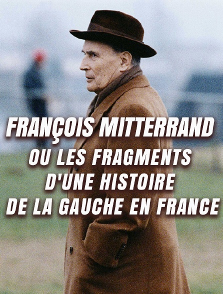 François Mitterrand ou les fragments d'une histoire de la gauche en France