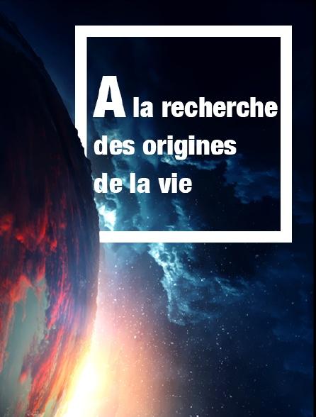 A la recherche des origines de la vie