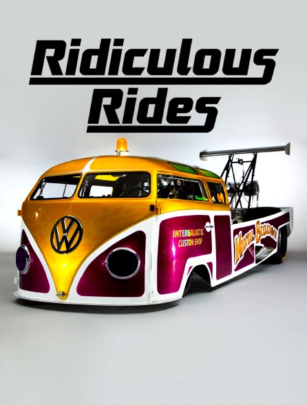 Ridiculous Rides series 1