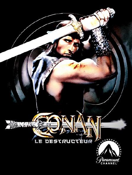 Paramount Channel - Conan le destructeur