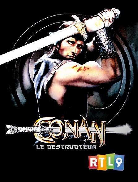RTL 9 - Conan le destructeur
