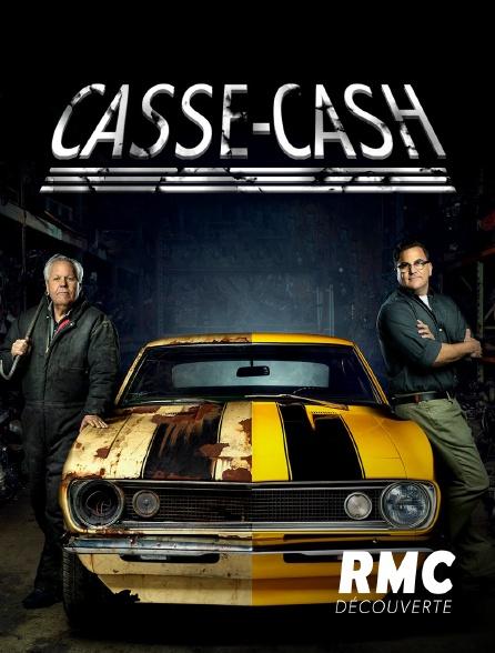 RMC Découverte - Casse-cash