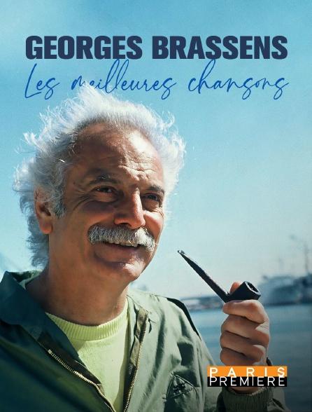 Paris Première - Georges Brassens, les meilleures chansons