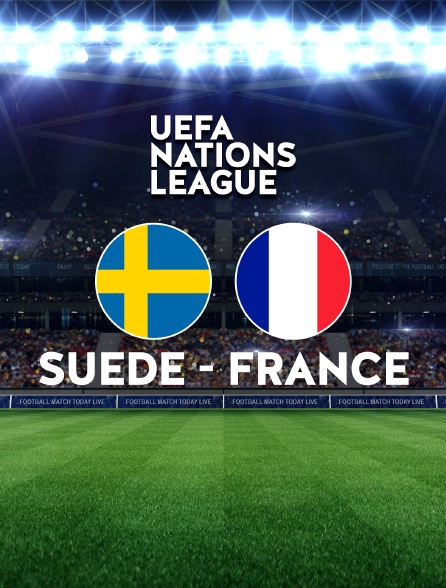 Football Ligue Des Nations Uefa Suede France En Streaming Molotov Tv