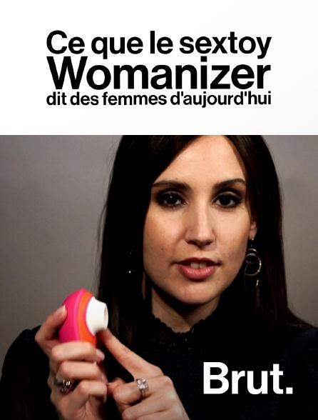 Brut - Ce que le sextoy Womanizer dit des femmes d'aujourd'hui