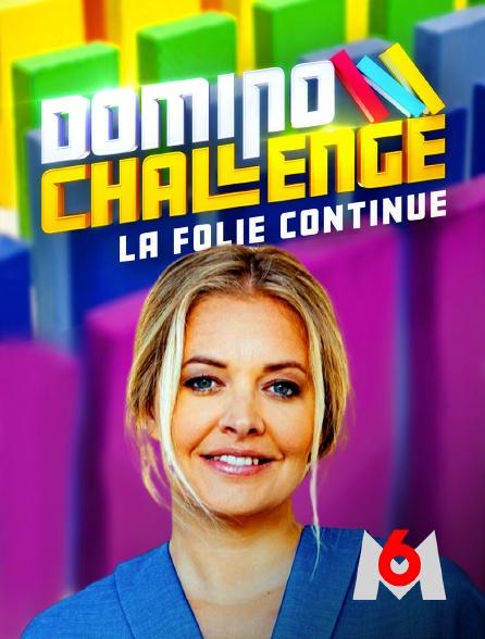 M6 - Domino challenge : la folie continue