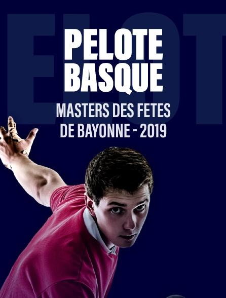 Masters des fêtes de Bayonne 2019