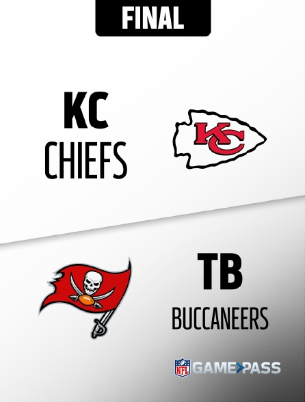 NFL 12 - Chiefs - Buccaneers en replay