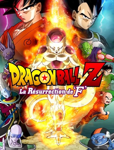 Dragon Ball Z Resurrection F Deutsch Stream