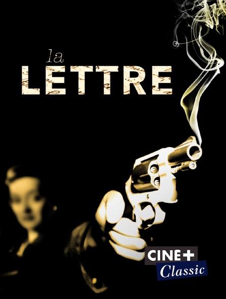Ciné+ Classic - La lettre