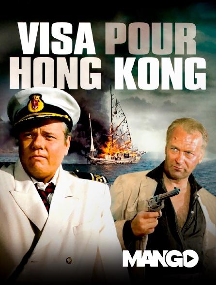 Mango - Visa pour Hong-Kong