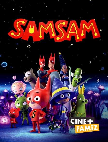 Ciné+ Famiz - Samsam