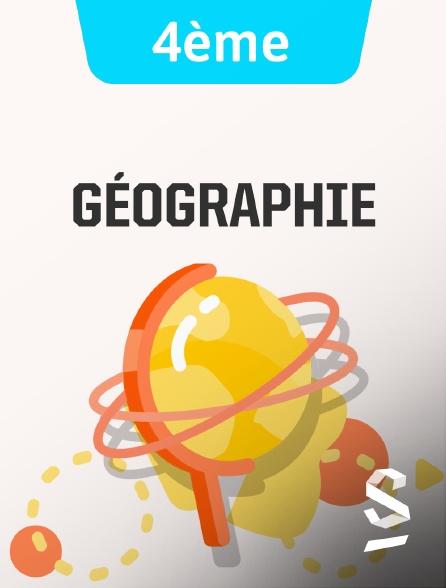 SchoolMouv - Géographie - 4ème