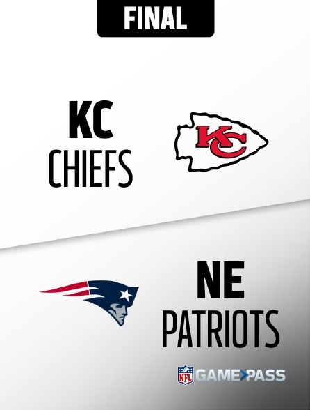 NFL 12 - Chiefs - Patriots