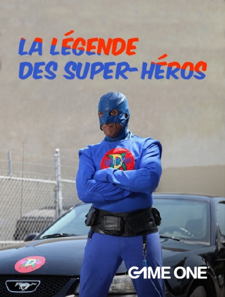 Game One - La légende des super-héros