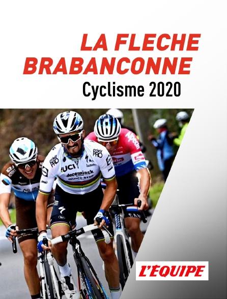 L'Equipe - Cyclisme  : La Flèche brabançonne 2020