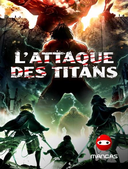 Mangas - L'attaque des Titans