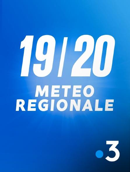 France 3 - 19/20 : Météo régionale