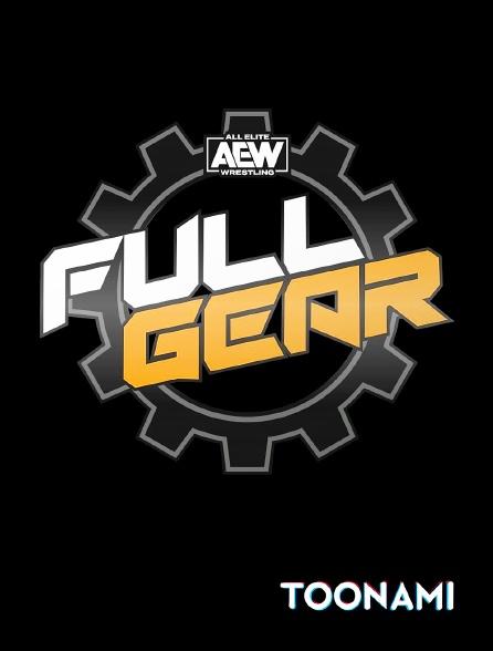 Toonami - All Elite Wrestling: Full Gear