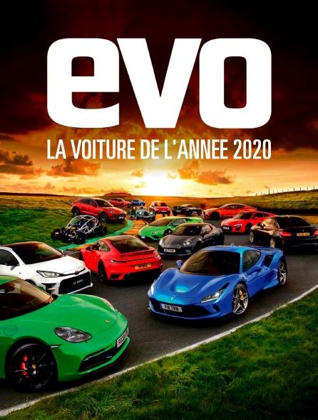 Evo, la voiture de l'année 2020