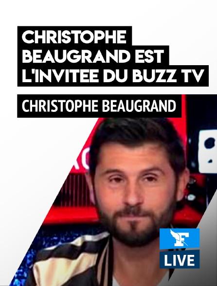 Figaro Live - Christophe Beaugrand est l'invité du Buzz TV