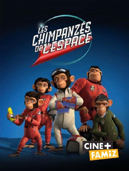 Ciné+ Famiz - Les chimpanzés de l'espace