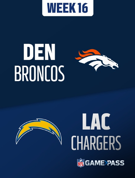 NFL 04 - Broncos - Chargers