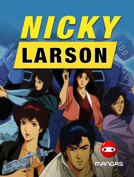 Mangas - Nicky Larson en replay