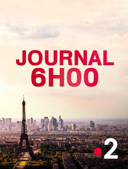 France 2 - Le 6h info