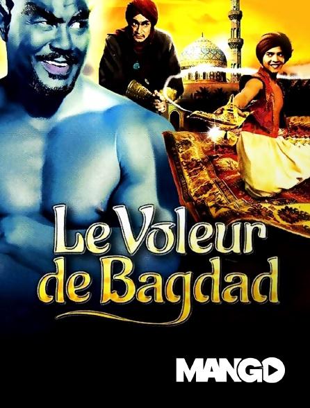 Mango - Le voleur de Bagdad